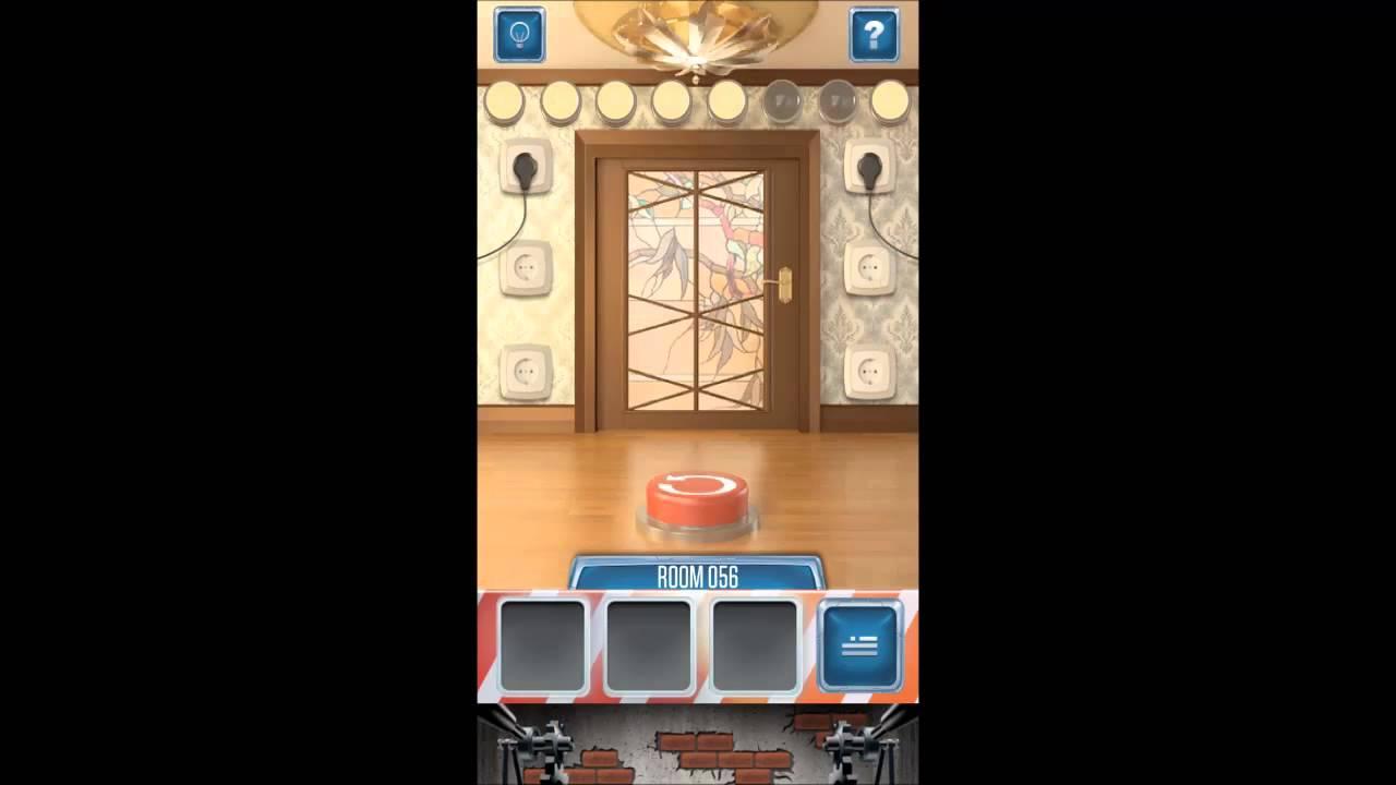 100 Doors Full Level 56 - Walkthrough - YouTube