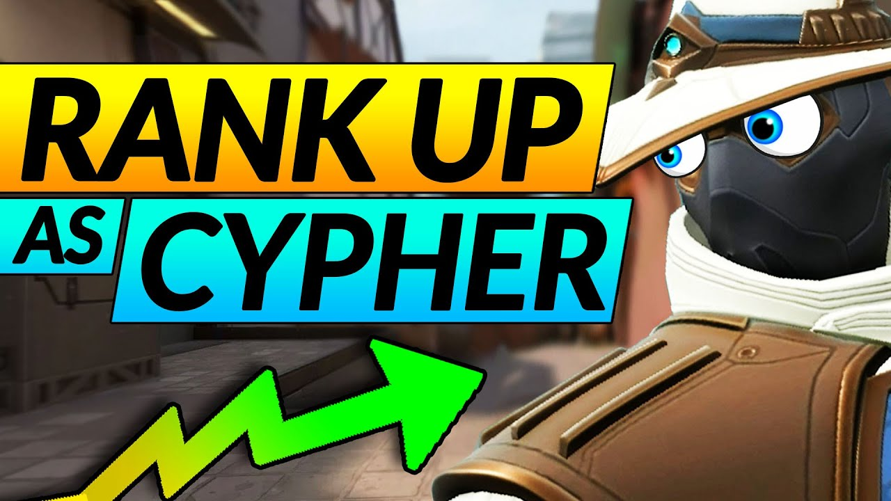 How to be THE BEST CYPHER - Advanced Ability Usage and PRO Tips to Rank Up - Valorant Guide