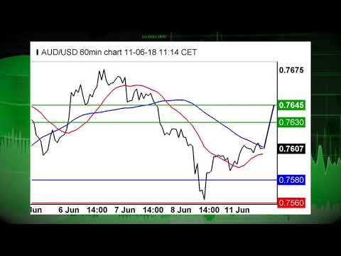 [WebTV] Stocks steady as investor focus goes from G7 to Singapore