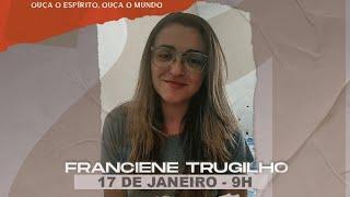 EBB de Verão 2021 - Franciene Trugilho