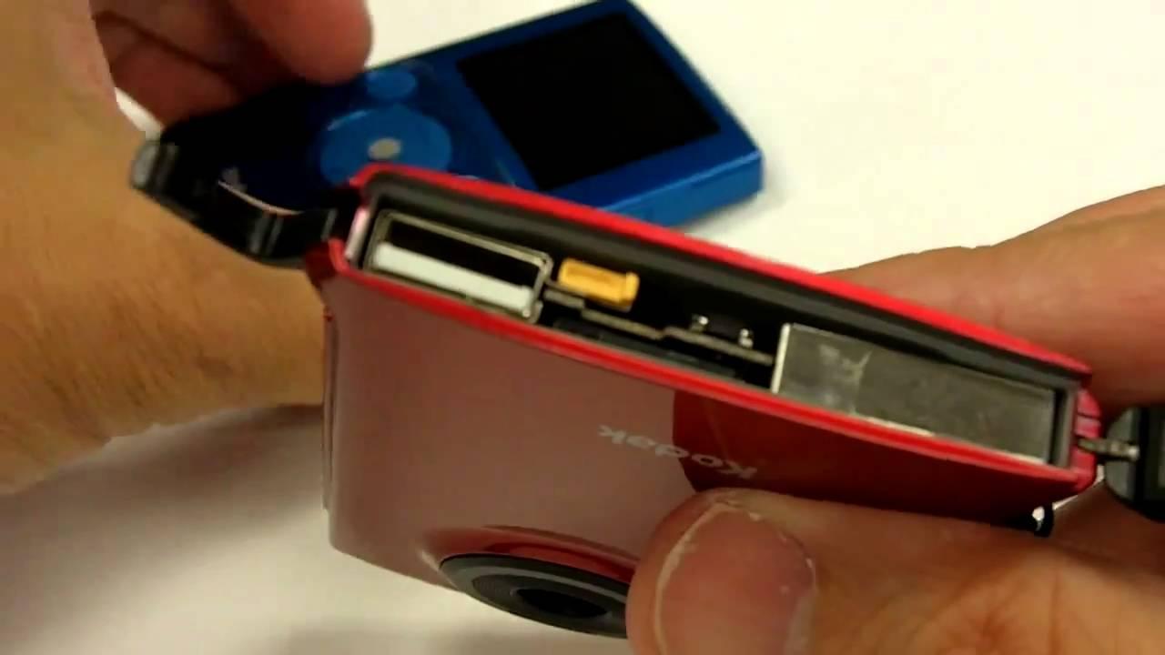 how to use the kodak mini video camera youtube rh youtube com Kodak Mini HD Drivers Kodak Mini Video Camera SD Card