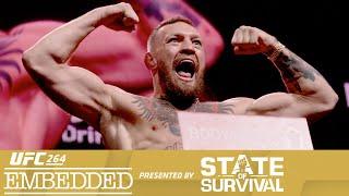 UFC 264 Embedded: Vlog Series - Episode 6