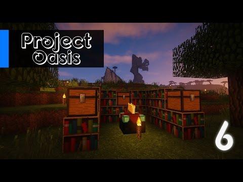 Project Oasis | โต็ะ Enchant ที่รอมานาน E6