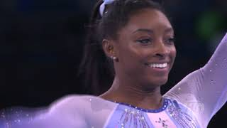 2019 Artistic Worlds, Stuttgart (GER) - Simone Biles (USA), Qualifications Floor Exercise