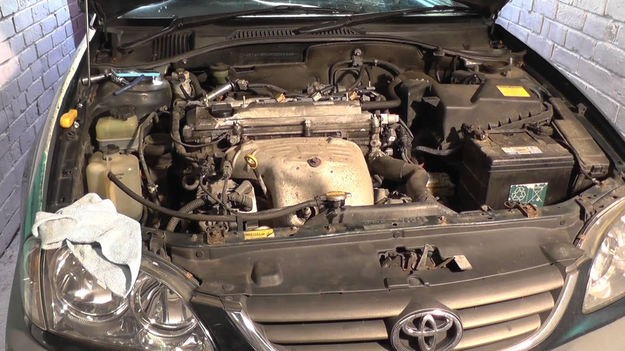 toyota avensis spark plug removal guide youtube rh youtube com Toyota Avensis 2010 Toyota Avensis 2007