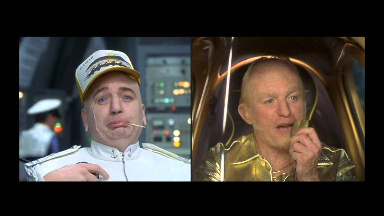 Dr Evil And Goldmember As Truckers Youtube
