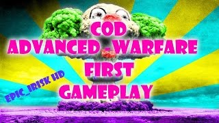 CoD-AW First Gameplay on Retreat ''es geht los'' (Call of Duty AW)