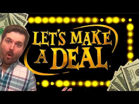 SDGuy Will Make You A Deal! Amazing Winning on Let's Make A Deal Slot Machine! - 동영상