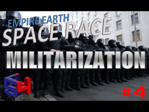 The Space Race #4 - Militarization