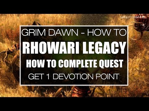 Video - Rhowari Legacy quest and Mogdrogen's Shrine How to