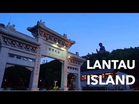 Hong Kong: Lantau Island Day Trip | Vlog #07