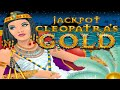 Free Cleopatra's Gold slot machine by RTG gameplay ★ SlotsUp