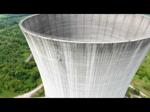 Abandoned Nuclear Reactor Hartsville Tennessee The Spa Guy