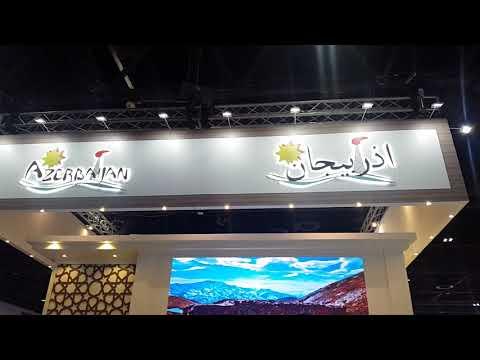 Discover Azerbaijan in Arabian Travel Market