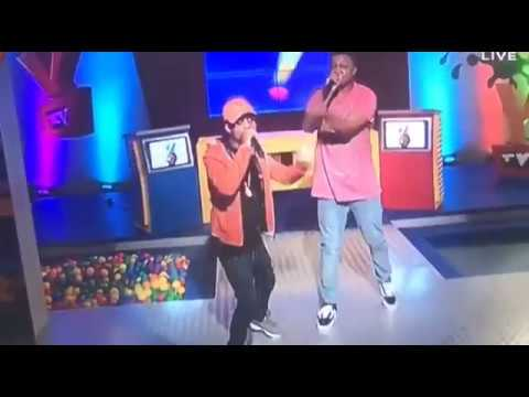 AB Crazy  Performing Sorry on SABC Live