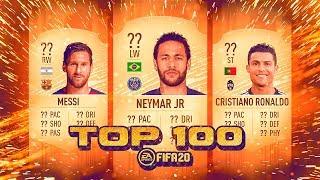 TOP 100 MEJORES JUGADORES DE FIFA 20