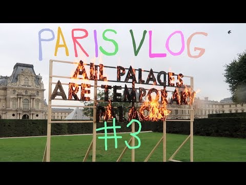 ALL PALACES ARE TEMPORARY PALACES ❤ VLOG #3
