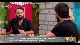 İLHAN FARKLI  SERHAT VE SEMA FARKLI KONUŞUYOR FURKAN IN ELENMESİ HAKKINDA !!