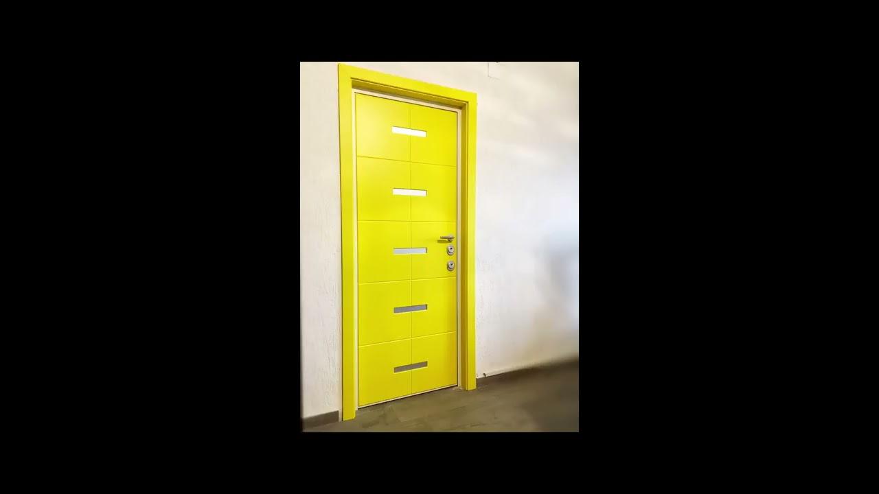 Porte Blindate Maestro Nextra Con Telaio Ristrutturazione