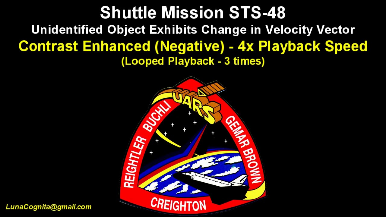 STS-48 Shuttle Mission Anomalous Event