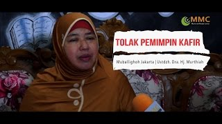 MMC News   Sistem Demokrasi Juga Salah   Tolak Pemimpin Kafir   Muballighoh Jakarta