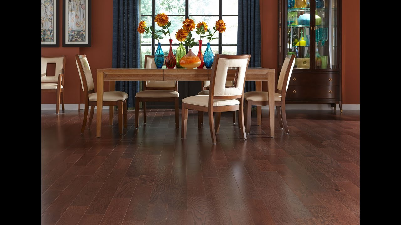 Click Floating Hardwood Flooring | Lumber Liquidators