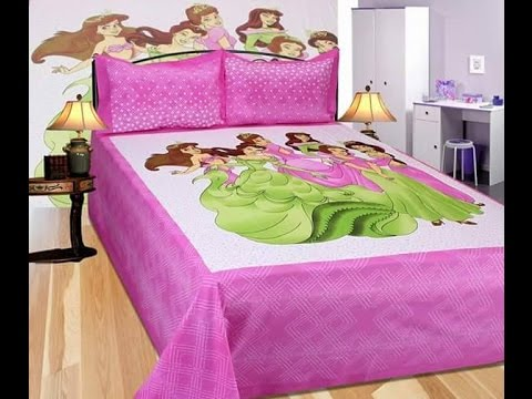 Kids Bedsheets Designs