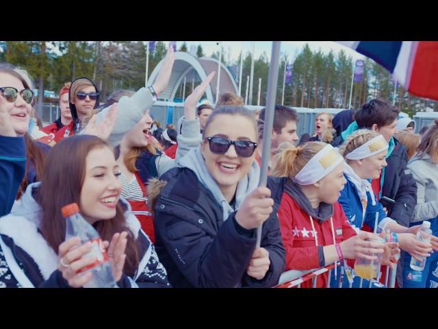 Landstreff Telemark 2017 - Aftermovie