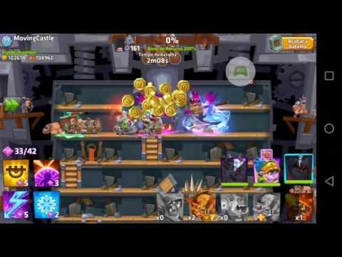 Monster Castle! Dom Fortles - Gnoll shild 300+