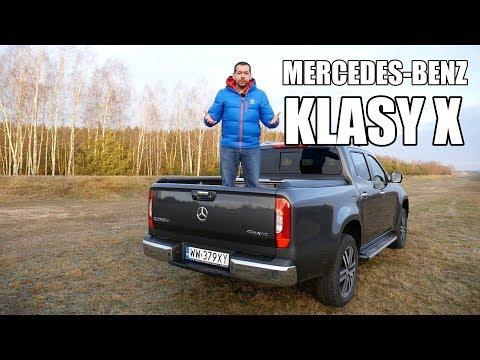 Mercedes-Benz Klasy X pickup (PL) - test i jazda próbna