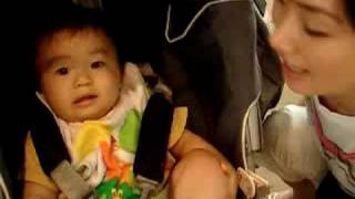 ヘンリー赤ちゃん7か月しょこたん着いたよ☆ thumbnail
