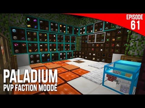 UNE GROSSE BASE ?! - Episode 61 | PvP Faction Moddé - Paladium S4