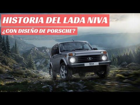 Historia del Lada Niva. ¿Diseño de Porsche?