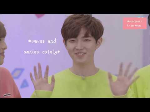 Kim Jaehwan's cute English (part 2)