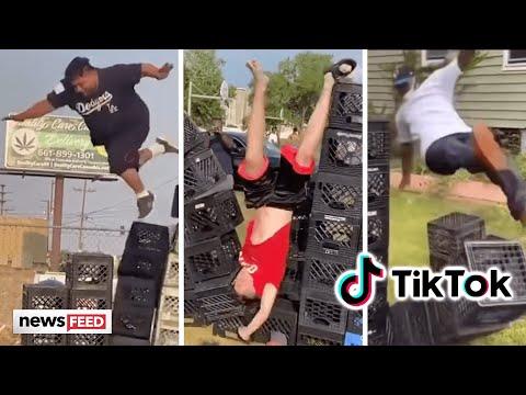 TikToks-Viral-Milk-Crate-Challenge-Causing-Life-Threatening-Conditions