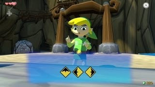 The Legend of Zelda: The Wind Waker HD - Walkthrough Part 3 Dragon Roost Island
