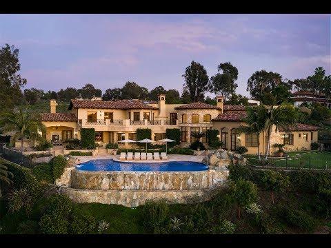 Mediterranean-Inspired Masterpiece in San Diego, California | Sotheby's International Realty