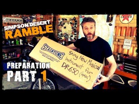 Simpson Desert RAMBLE - Prep 1