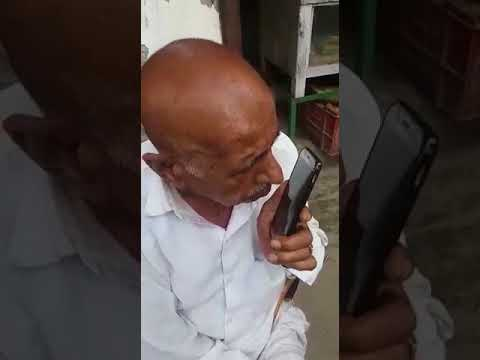 Desi Tau full Non veg talking with girl  USE EARPHONES