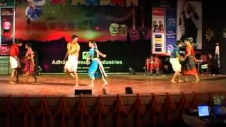 apdi pode pode...dance performed by SANISH KERKETTA...