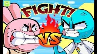 Gumball Şaşırtıcı Dünyanın UZAK FU [Cartoon Network Oyunları]
