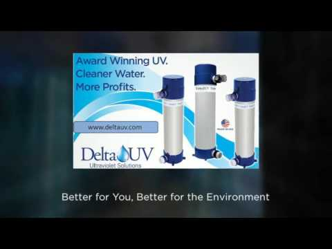 Delta uv at the atlantic city pool and spa show 2015 youtube for Pool and spa show atlantic city 2016