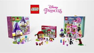 Lego Disney Princess - Where Dreams Are Built | B&M Stores
