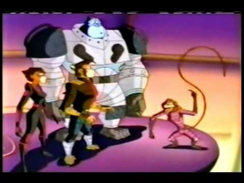 Captain Simian & The Space Monkeys Episode 2  Yes, We Still Have No Bananas