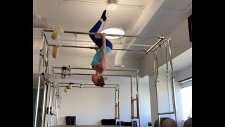 Inversion, Abs, Skin the Cat, Aerial: Pilates - Trauma To Fitness - Pason