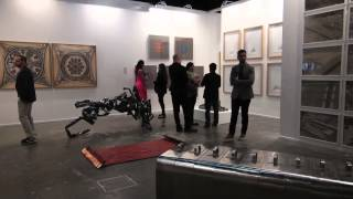 Art Dubai gathers top local and international artists. Galleries an...