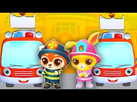 Cartoons about fire truck full episodes. Fire truck cartoon full movies. fire trucks for kids