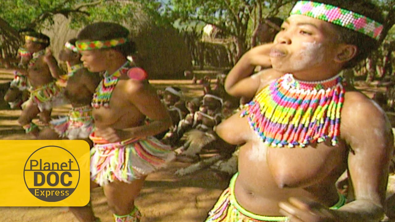 Zulu Woman Nude 54