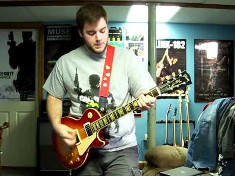 Millencolin - No Cigar guitar cover