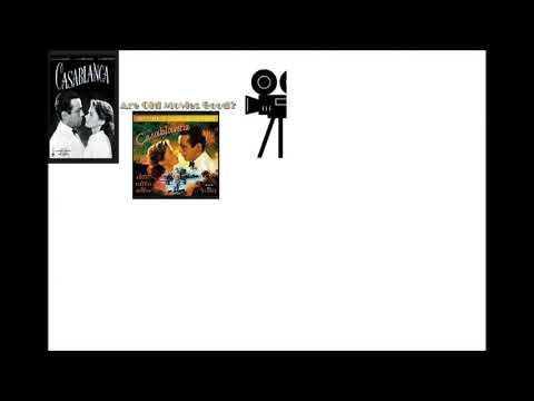 AOMG - Casablanca (Are Old Movies Good?)